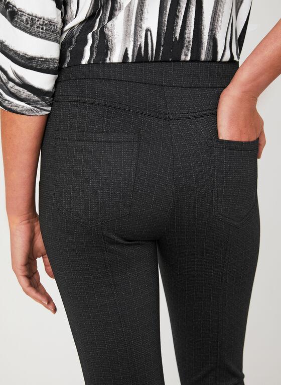 Charlie B - City Fit Slim Leg Pants, Black, hi-res