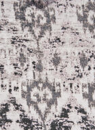 Aztec Print Scarf, Grey