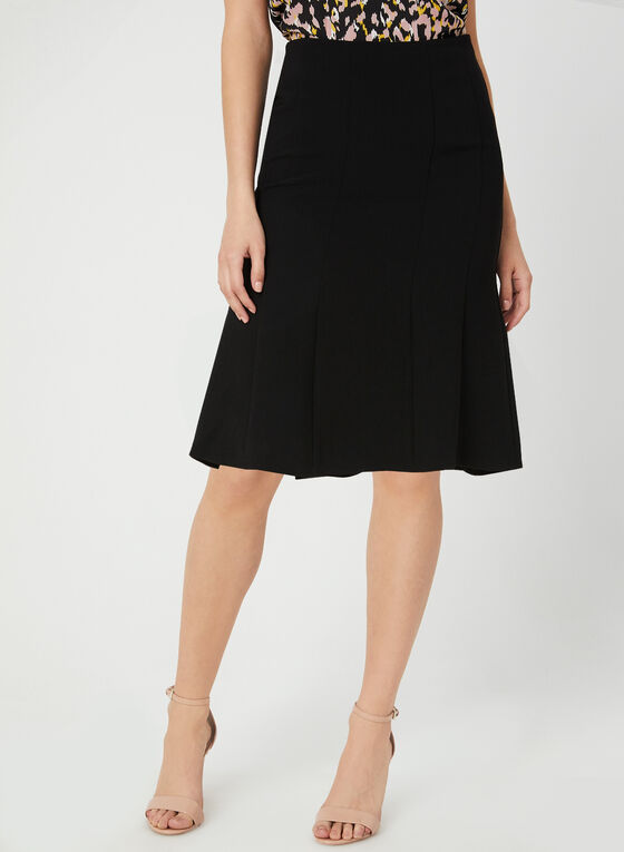 Trumpet Skirt, Black
