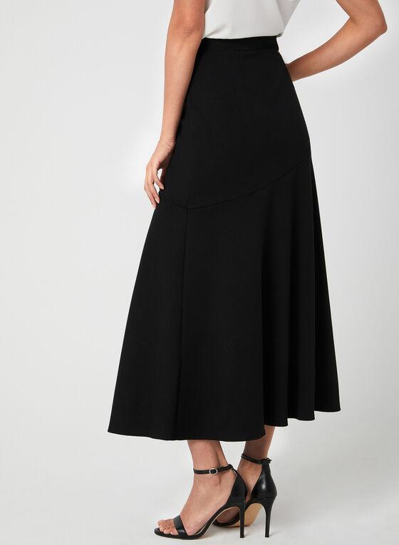 Ponte de Roma Skirt, Black, hi-res