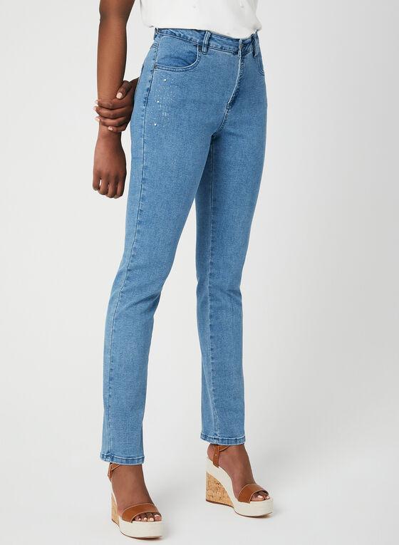 Simon Chang - Signature Fit Jeans, Blue