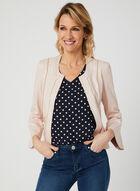 Vex - Bell Sleeve Jacket, Pink