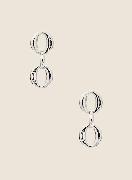 Earrings dangle Earrings, Silver