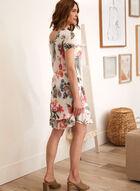 Charlie B - Cotton Gauze Ruffle Dress, Multi