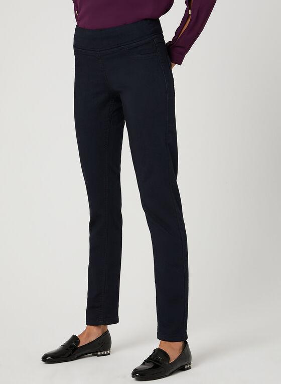 Carreli Jeans - Jean coupe signature à jambe droite, Bleu, hi-res