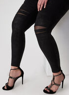 Joseph Ribkoff - Cutout Leggings, Black