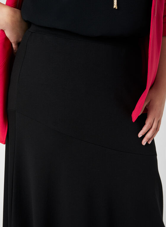 Ponte de Roma Skirt, Black, hi-res
