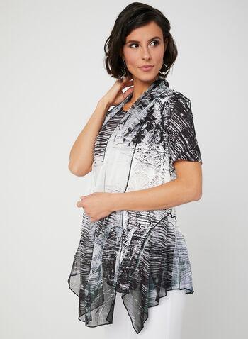 Picadilly - T-Shirt & Jacket, Blue, hi-res