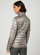 Nuage - Packable Down Coat, Off White, hi-res