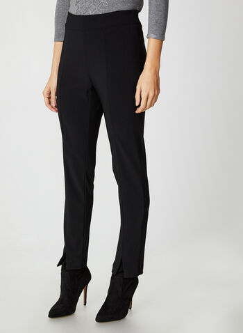 Pull-On City Fit Pant, Black,  canada, city fit pants, elastic pants, pull-on, fall 2019, winter 2019