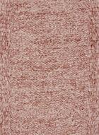 Cache-cou en fil chenille et effet poilu, Rose, hi-res