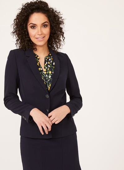 2-Button Blazer