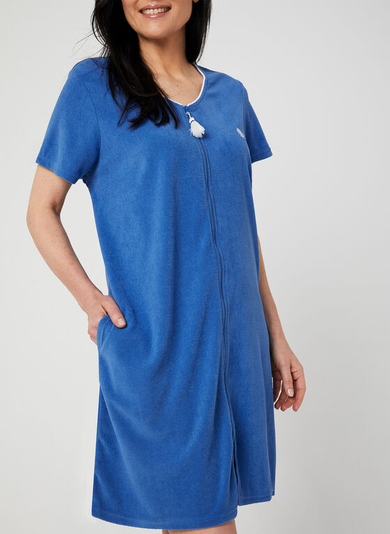 René Rofé - Terry Nightshirt, Blue, hi-res
