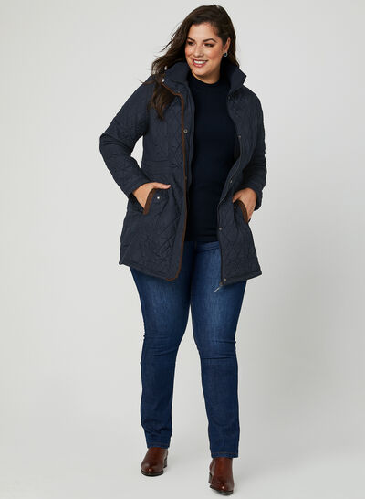 Weatherproof - Lightweight Quilted Coat