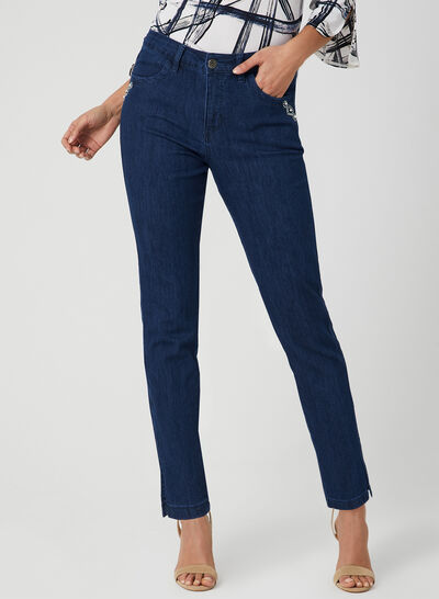 Simon Chang - Signature Fit Slim Leg Jeans