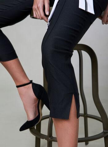 Ultra Tech Capri Pants, Black, hi-res