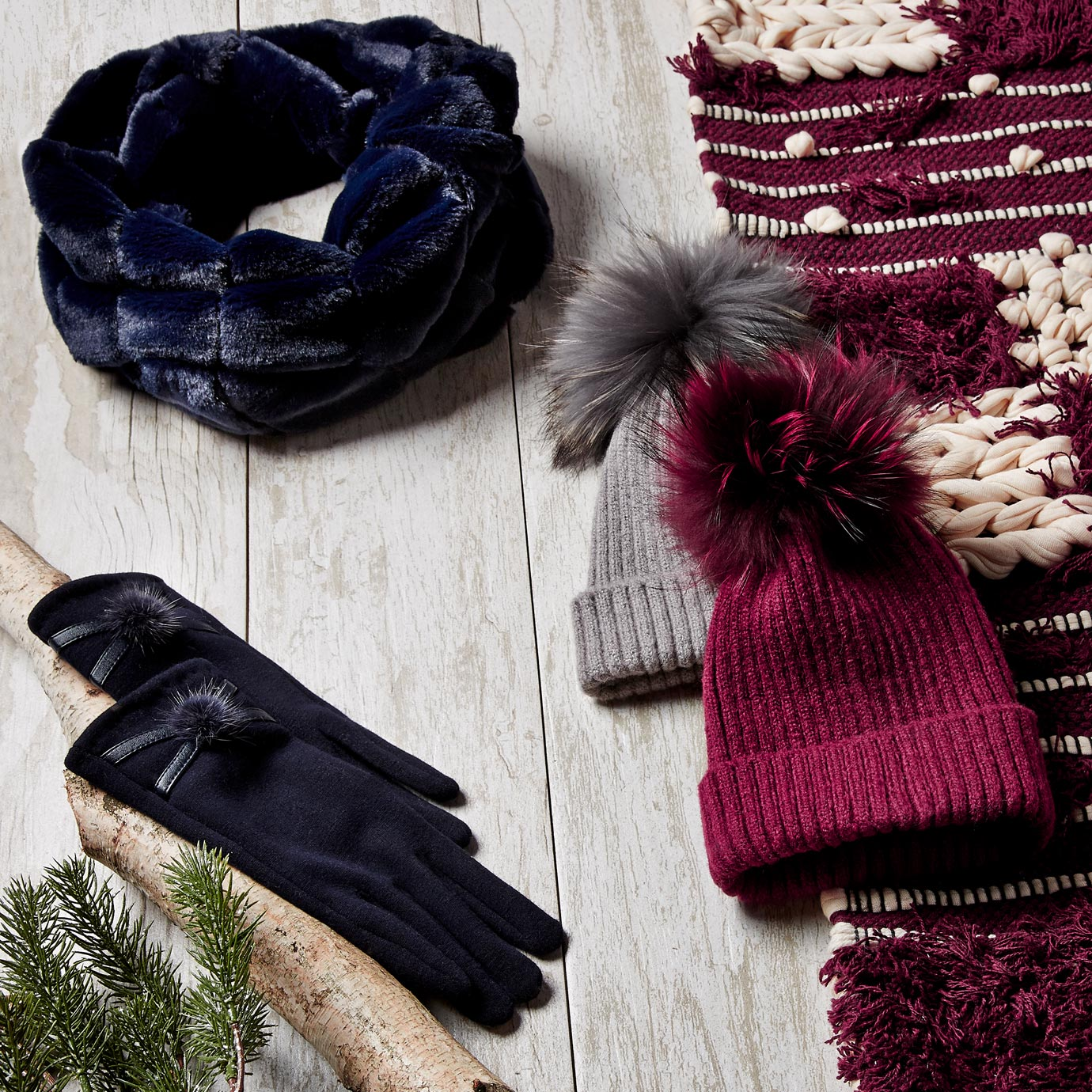 Laura 2017 Gift Guide - Shop Cold Weather Accessories