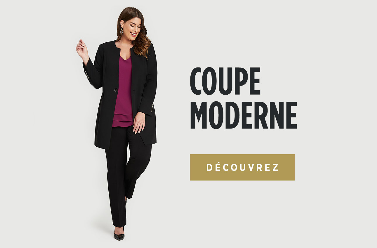 Coupe moderne