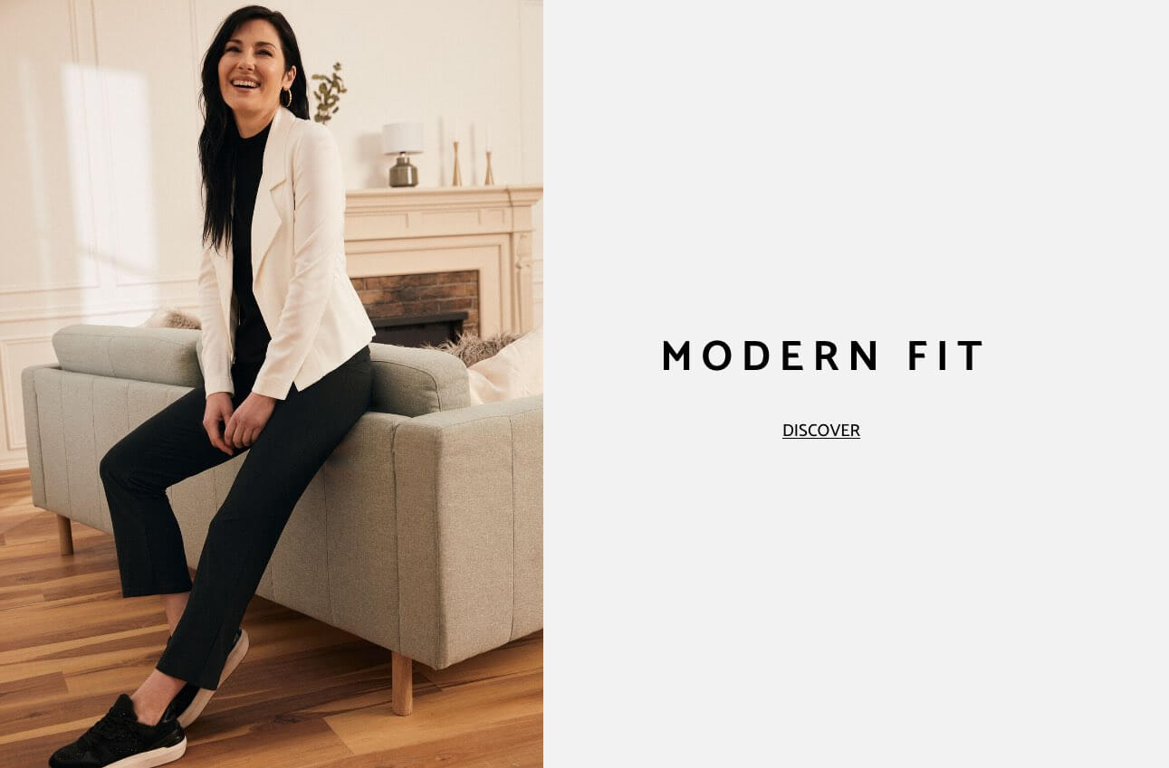 Laura Petites Clothing Pants Modern Fit