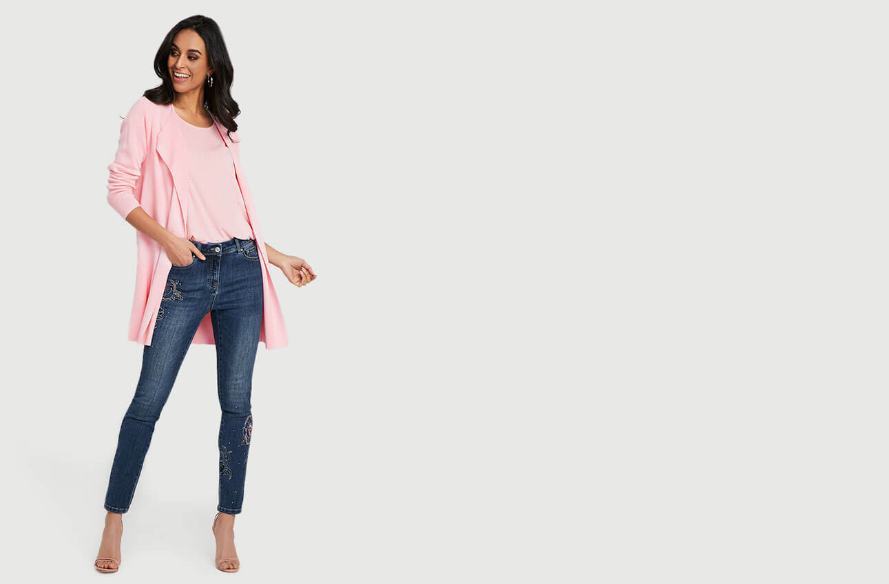 Magasiner Laura Jeans Moderne