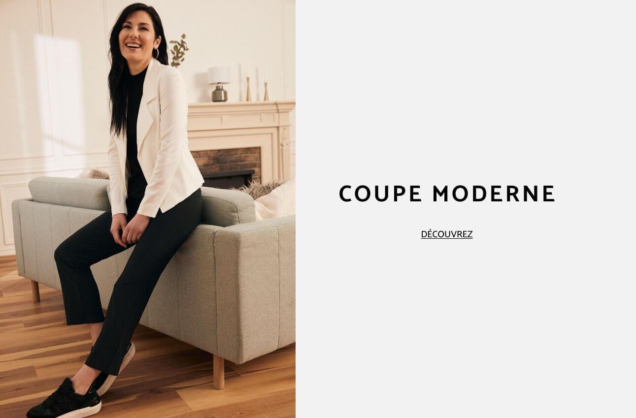 Laura Petites - Vêtements - Pantalons - Coupe Moderne
