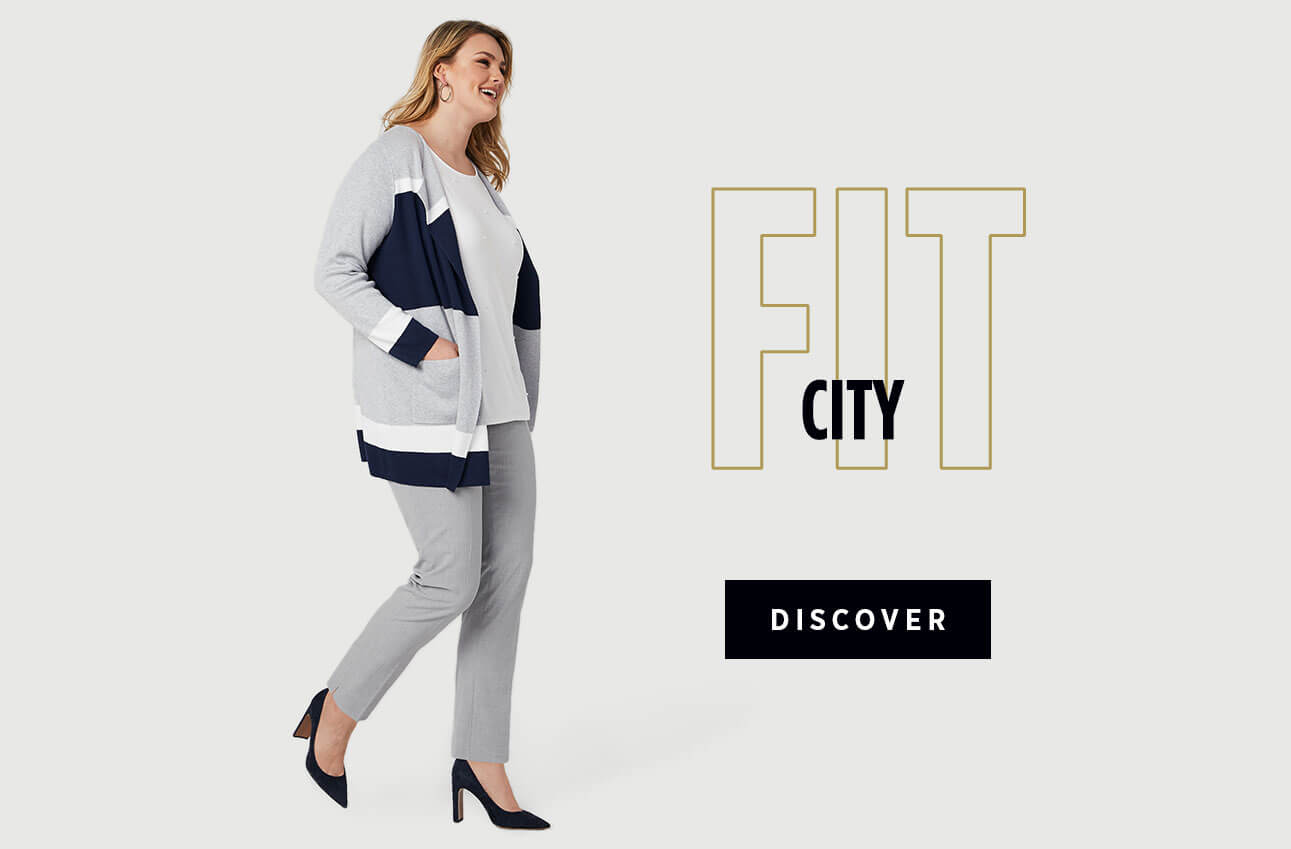 de48a9fc42d47 Laura Plus Clothing Pants City Fit