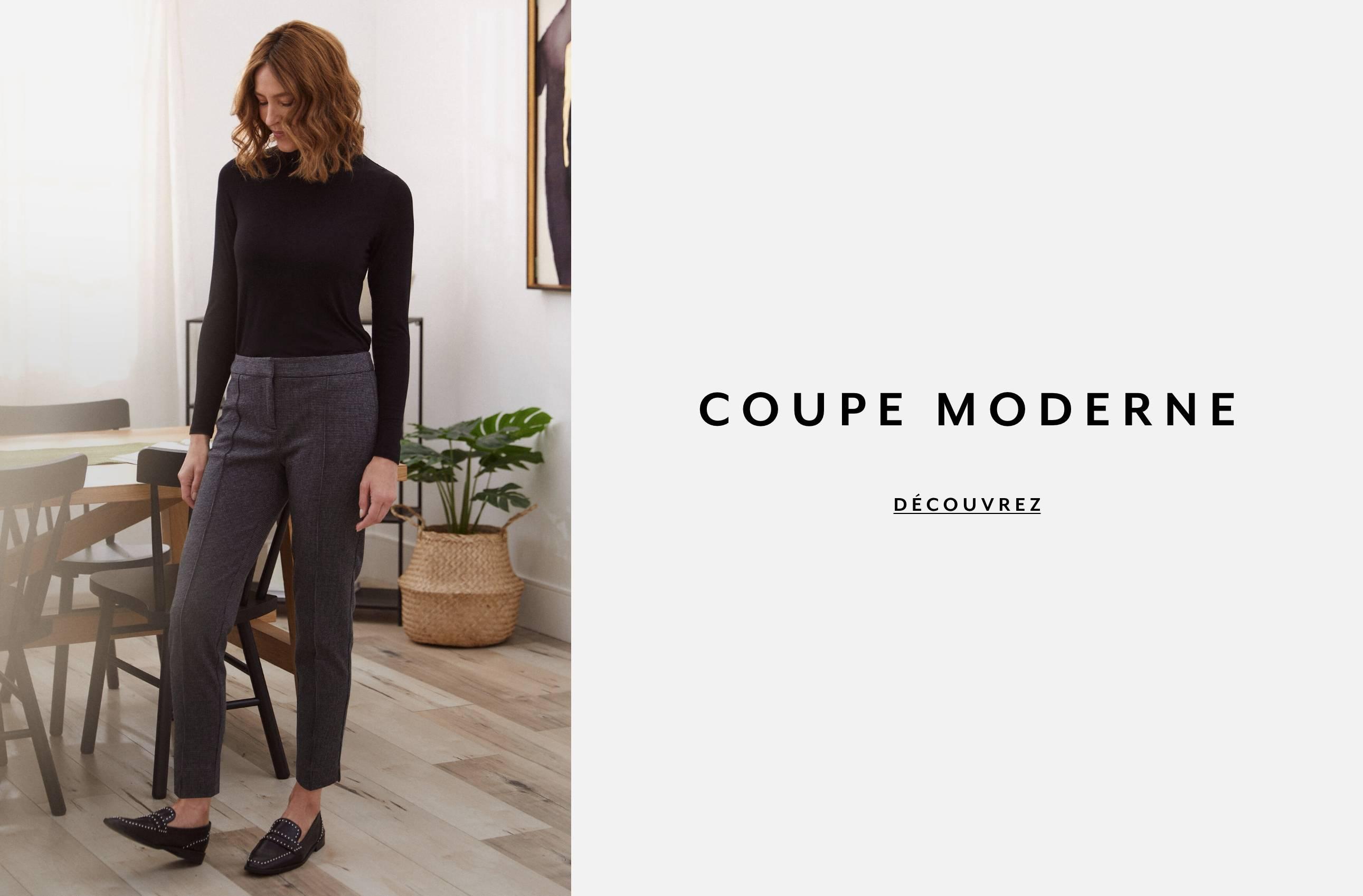 Petites Clothing Pants Modern Fit