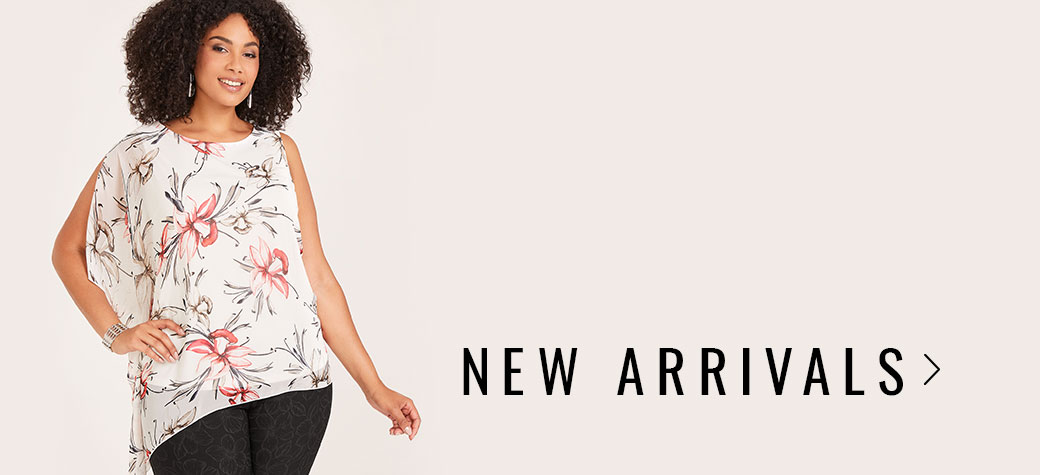 Shop Laura Plus New Arrivals