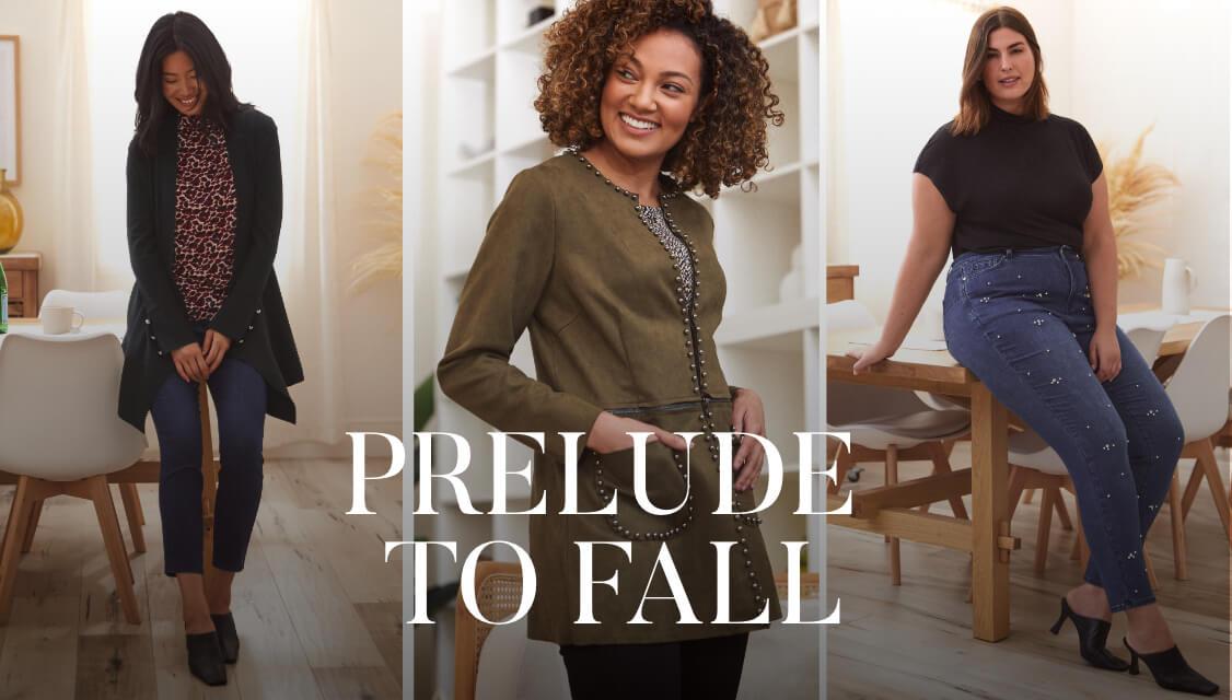 Prelude to Fall