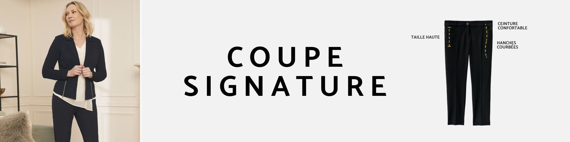 Laura - Coupe moderne