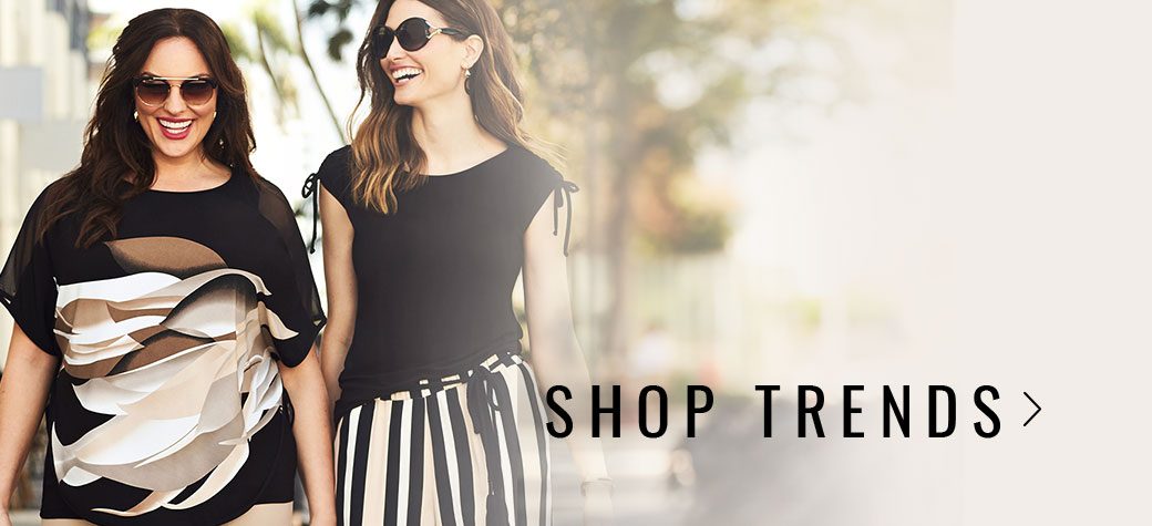 Shop Laura Plus Trends