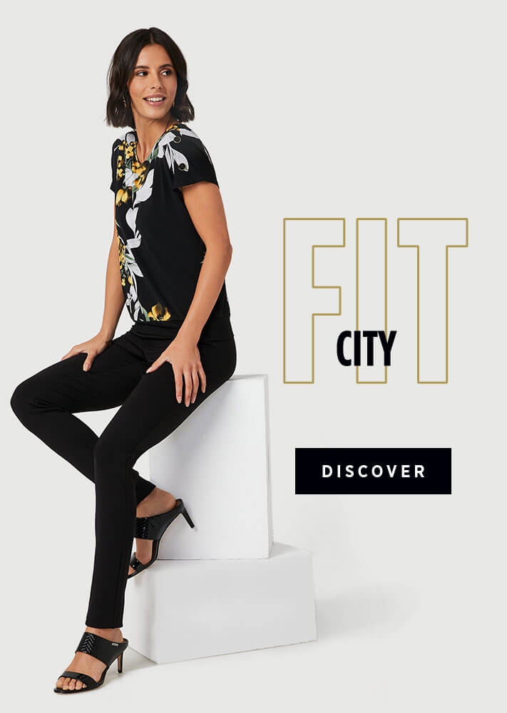 Shop Laura Petites Pants City Fit