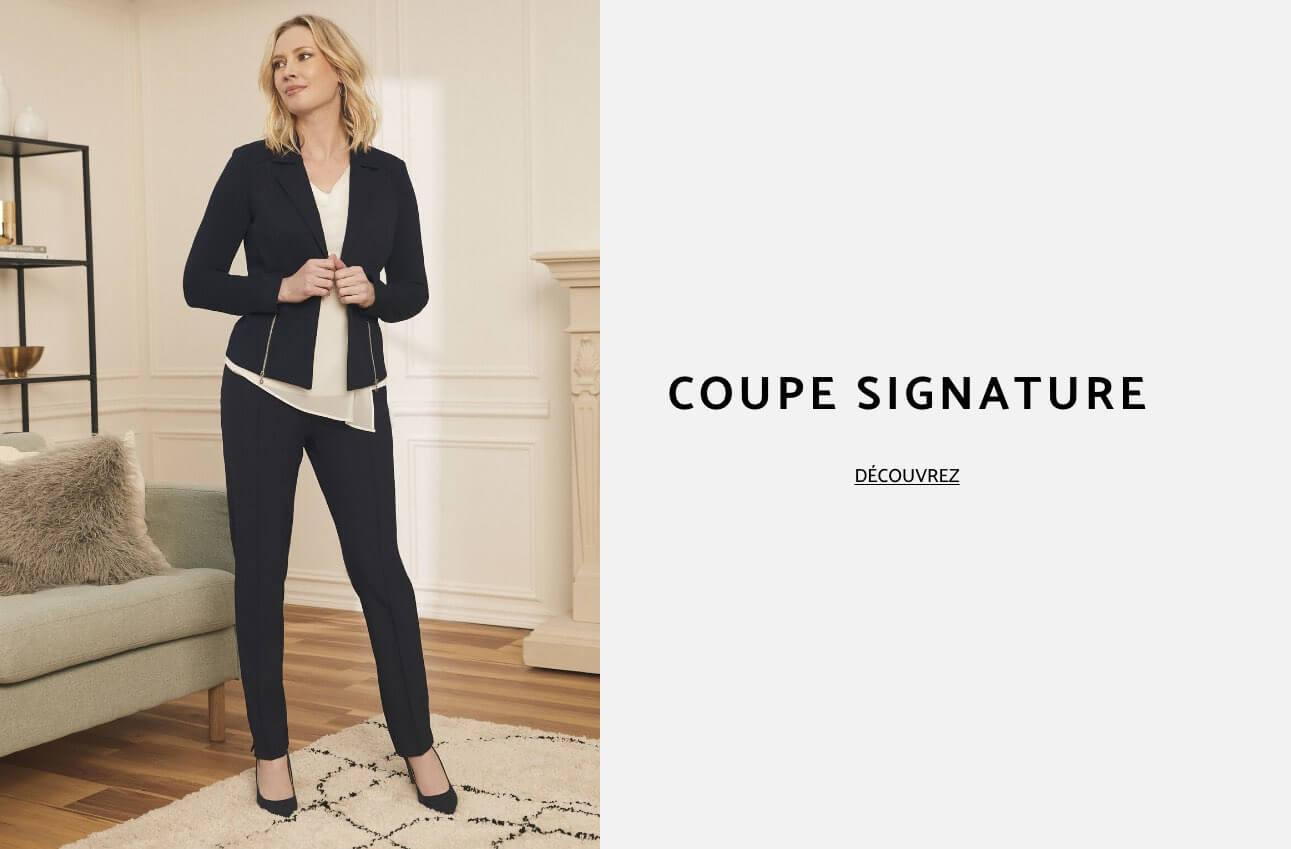 Laura - Vêtements - Pantalons - Coupe Signature
