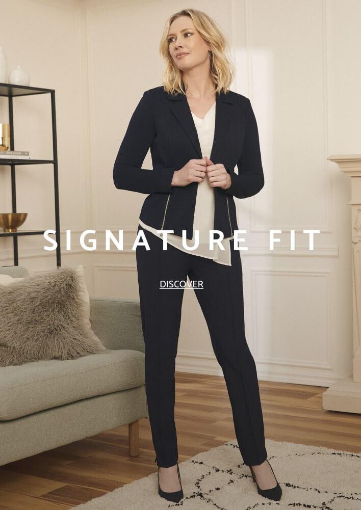 Shop Laura Pants Signature Fit