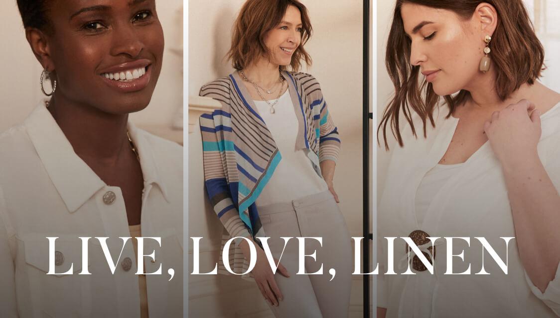 Live, Love, Linen