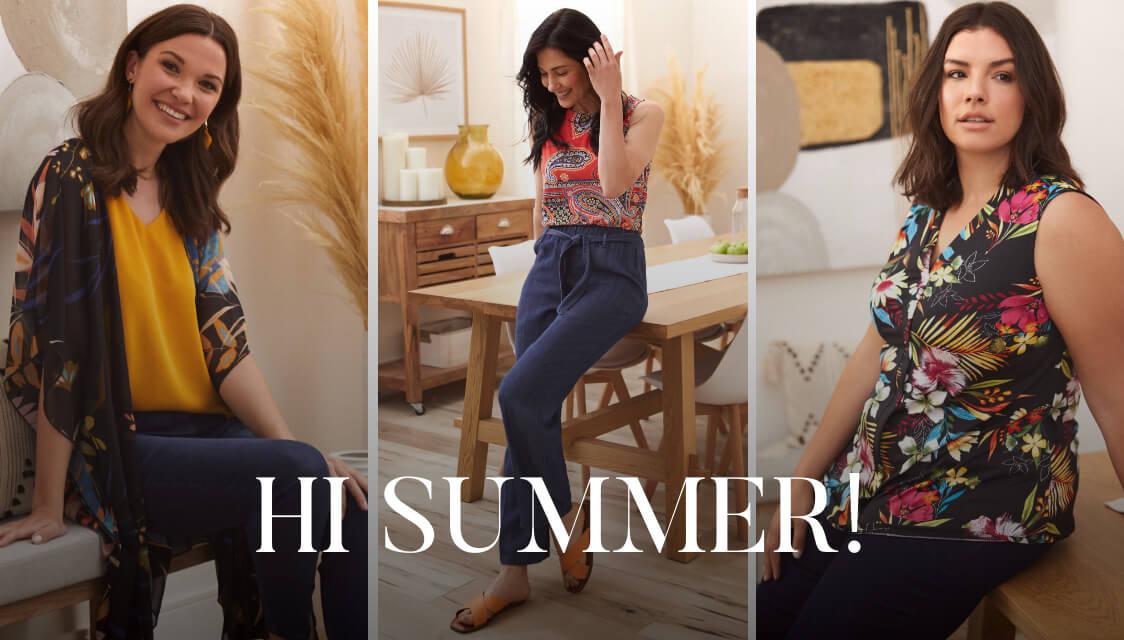 Hi Summer!