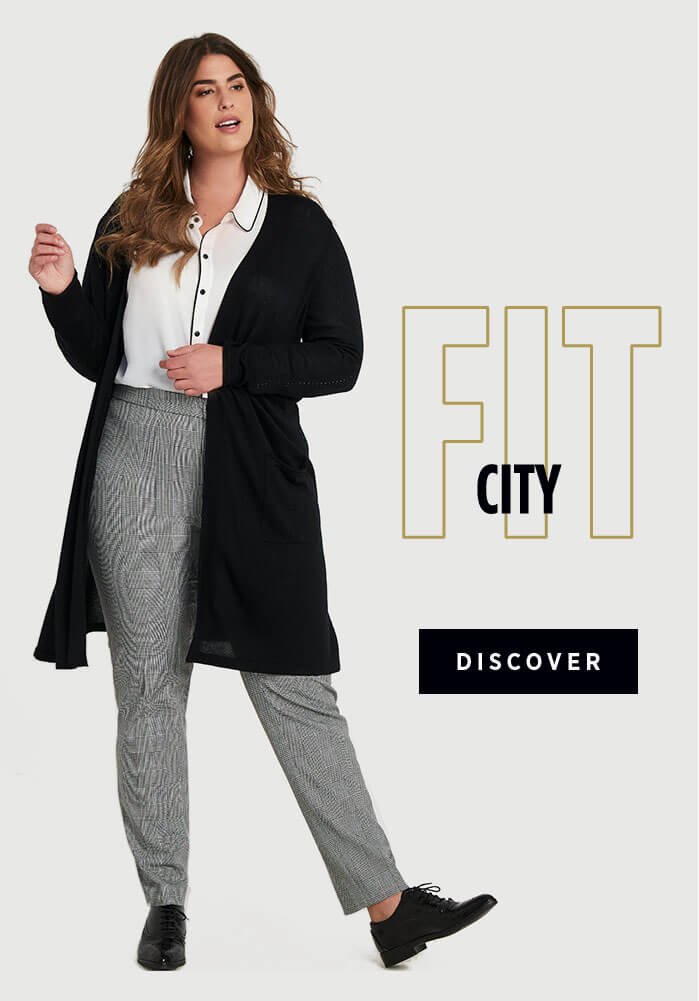 Shop Laura Plus Pants City Fit