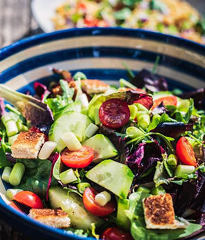 4 Easy Summer Salad Recipes