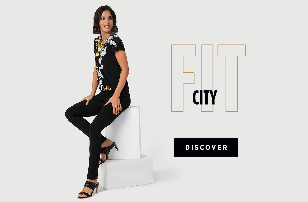 Laura Petites Clothing Pants City Fit