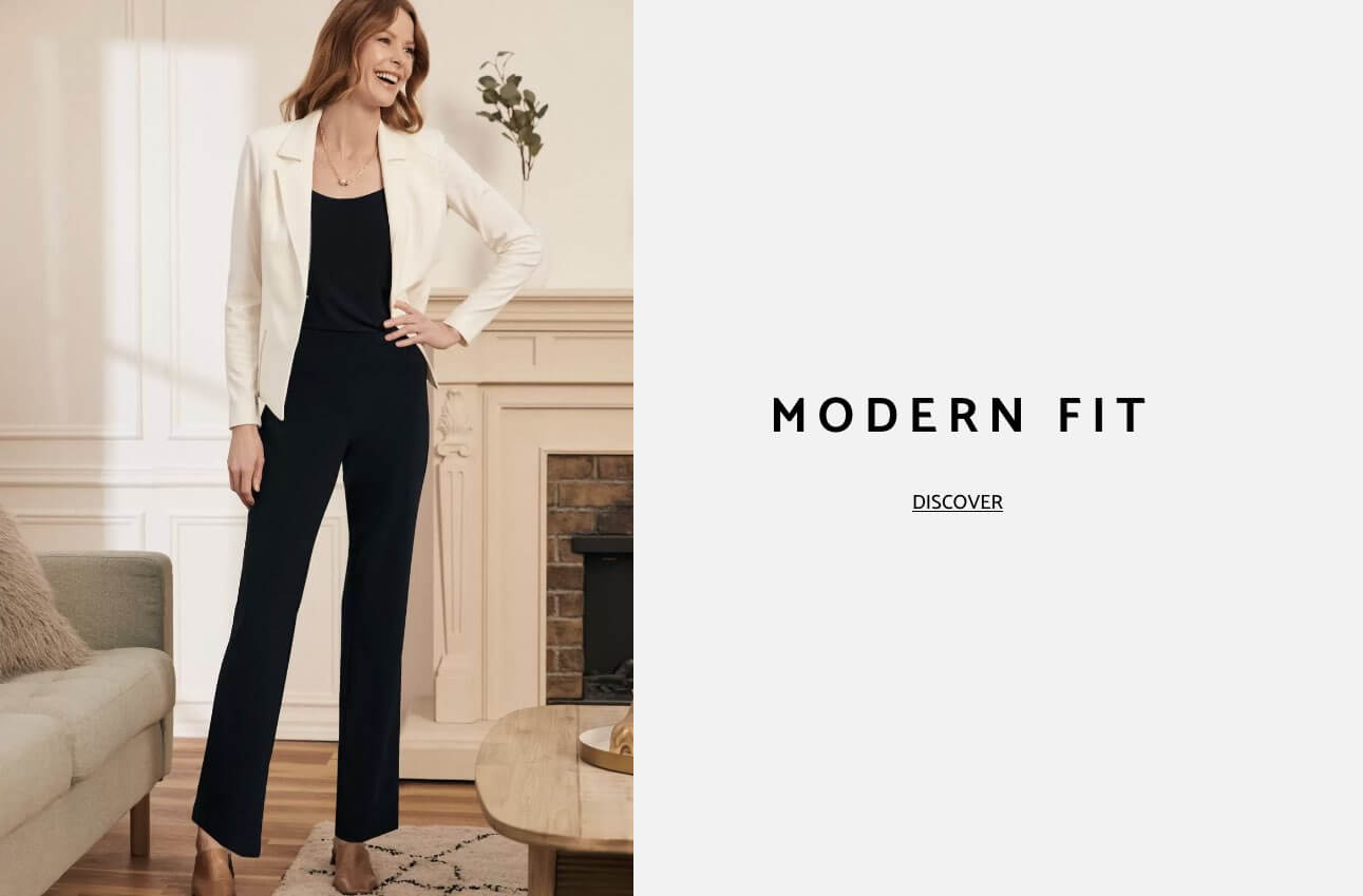 Laura Clothing Pants Modern Fit