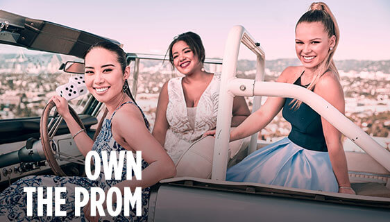 Own the prom