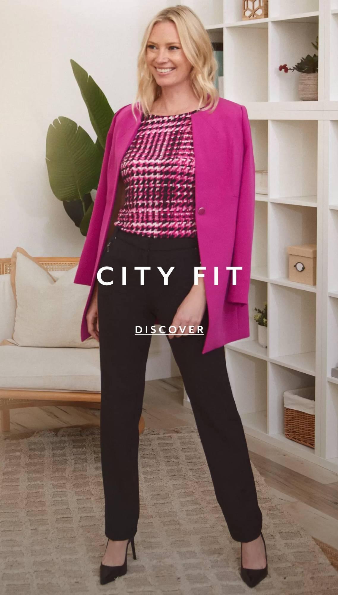 Shop Laura Pants City Fit