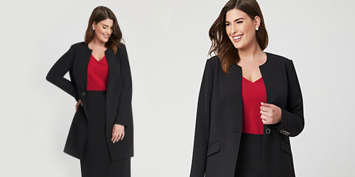 Laura Plus Must-Have Separates