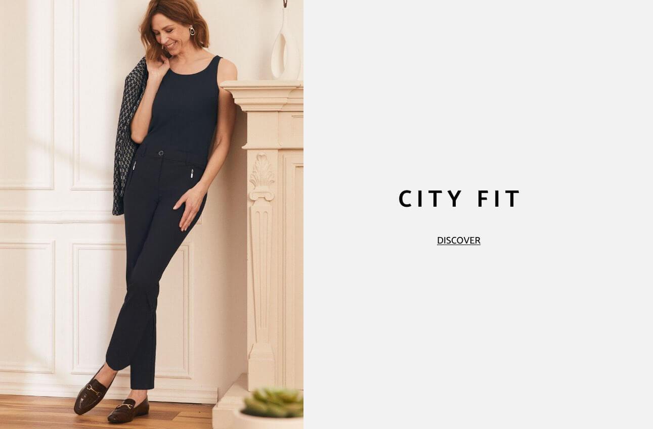 Laura Petites Clothing Pants City Fit