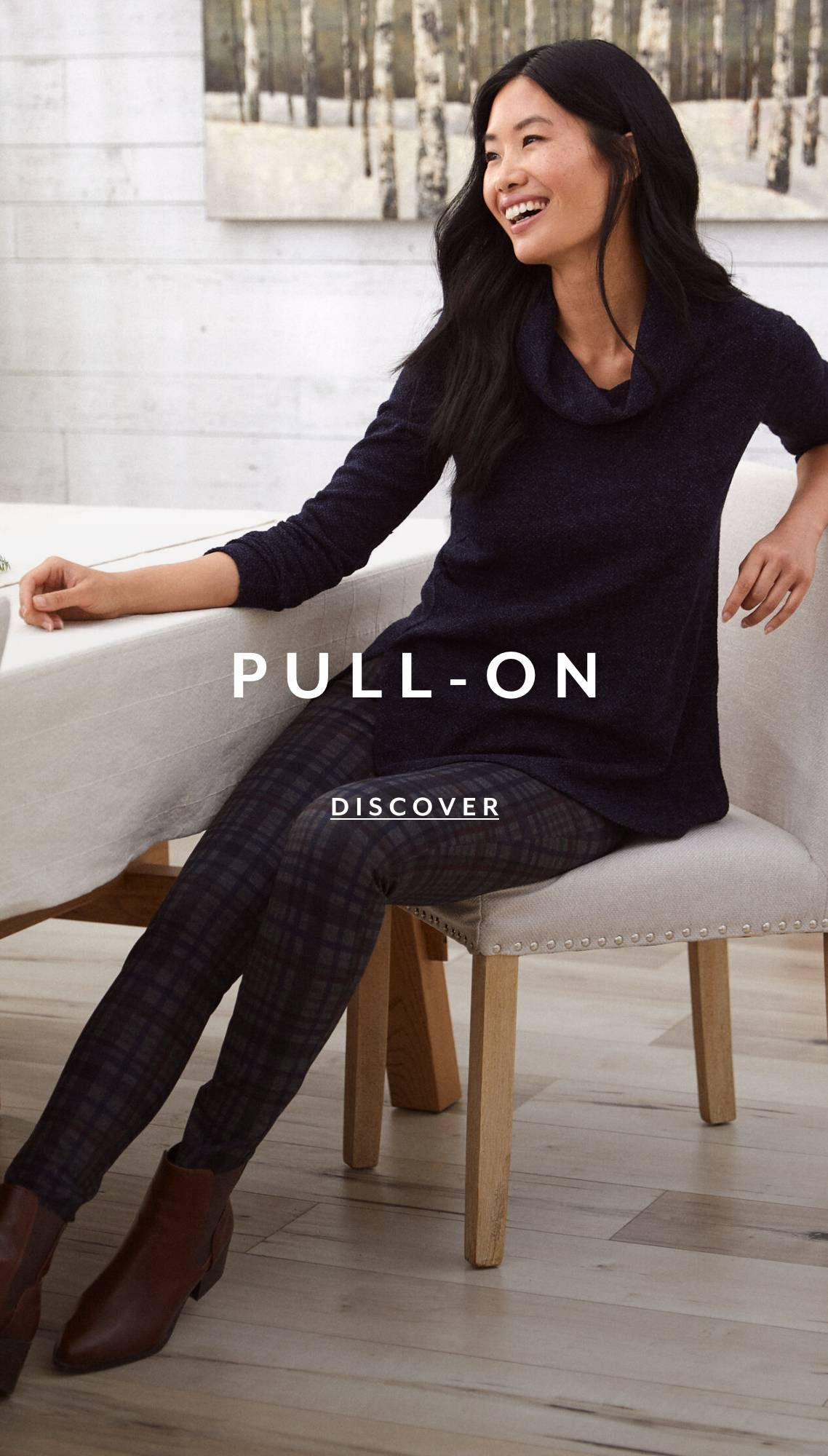 Shop Laura Pants Pull On