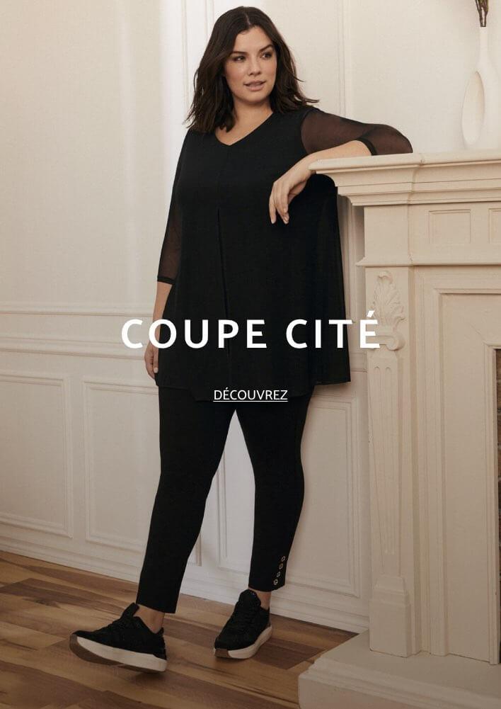 Laura Plus - Vêtements - Pantalons - Coupe Cité