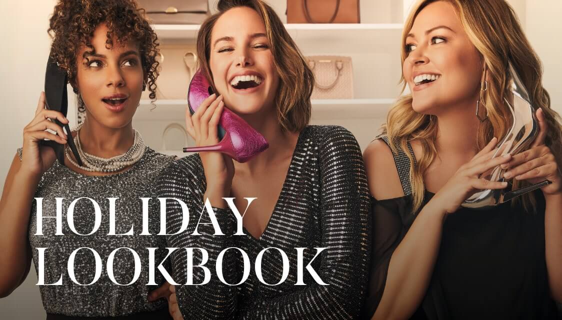Holiday lookbook