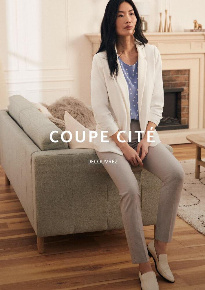 Laura - Vêtements - Pantalons - Coupe Cité