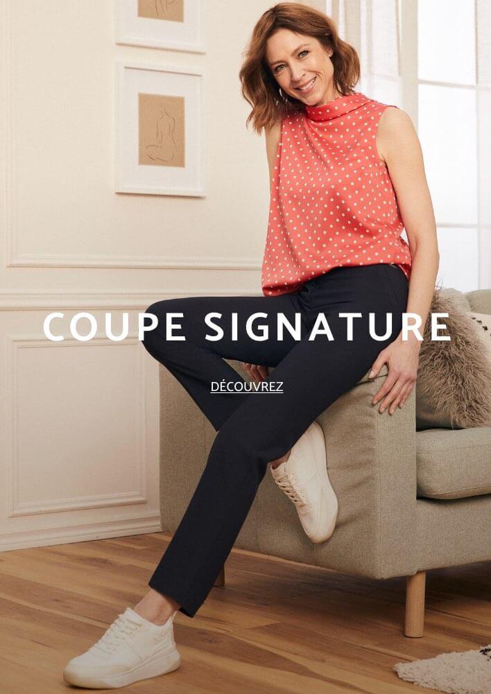 Laura Petites - Vêtements - Pantalons - Coupe Signature