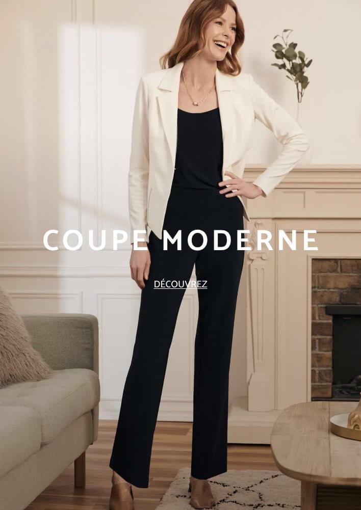 Laura - Vêtements - Pantalons - Coupe Moderne
